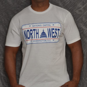 DMV DC Tag T-Shirt